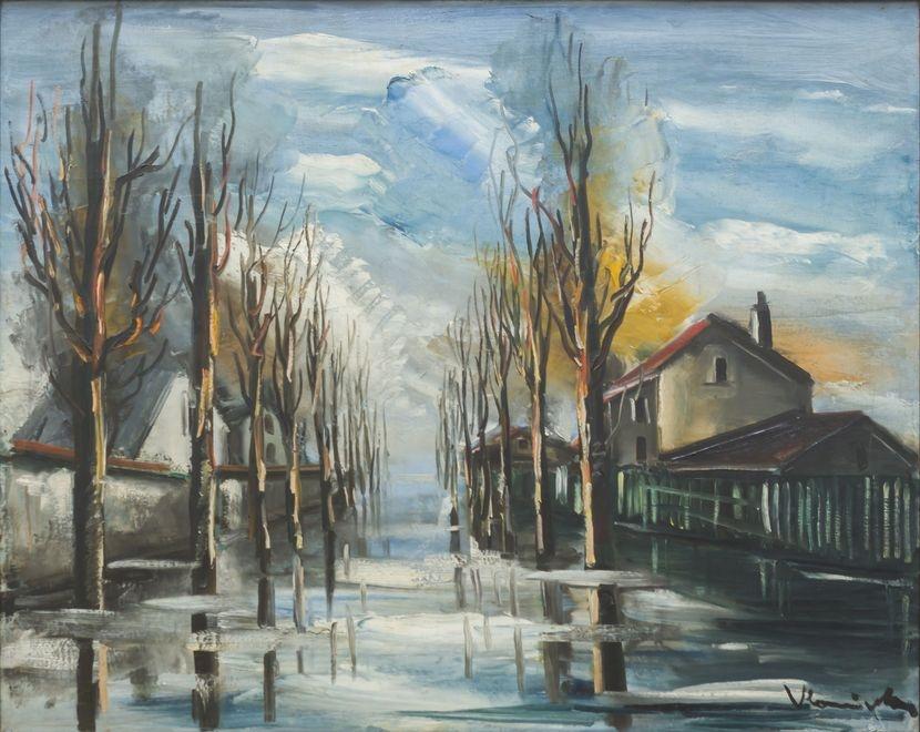 3 Maurice De Vlamink. Inondazioni uaumag