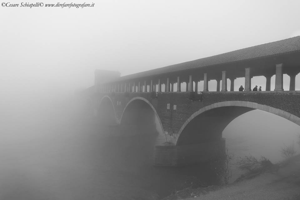 pavia uaumag ponte coperto Schiapelli
