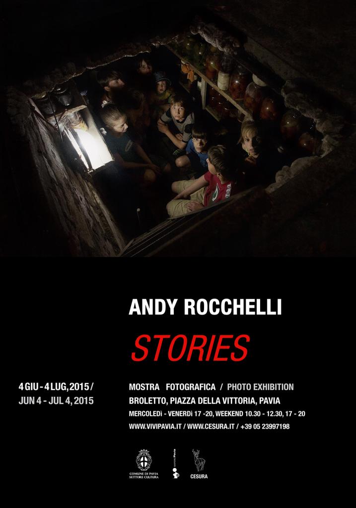 Andy Rocchelli - UAUMAG